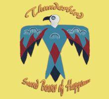 Thunderbird ~ Sacred Bearer of Happiness Kids Tee