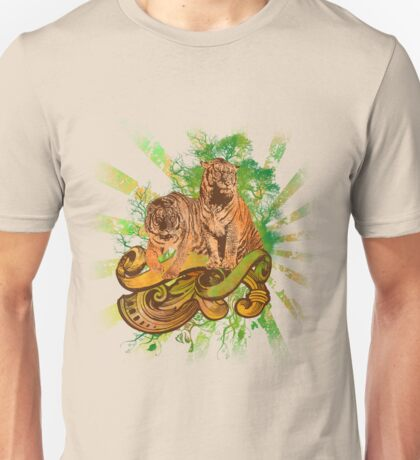 Tiger Safari T-Shirt