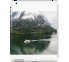 Discover Lake Hallstatt, Austria iPad Case/Skin