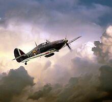Hurricane YBW  by J Biggadike