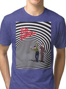 Time Tunnel - T-shirt Tri-blend T-Shirt