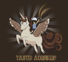 Tina Belcher - Taste: Acquired! by LadyTankStudios
