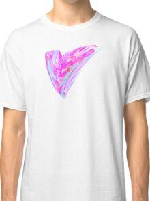 Fractal - Heart's Desire Classic T-Shirt