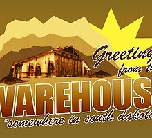 Greetings from the Warehouse by Kate H