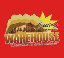 Greetings from the Warehouse One Piece - Short Sleeve