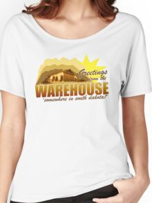 Greetings from the Warehouse Women's Relaxed Fit T-Shirt