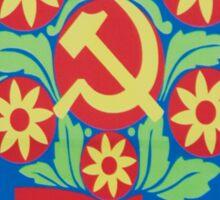Vietnam Propaganda - Flowers Sticker