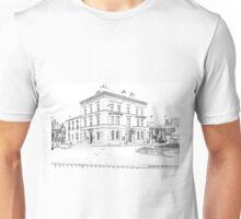Custom House sketch Unisex T-Shirt