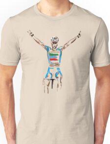 nibali yellow Unisex T-Shirt