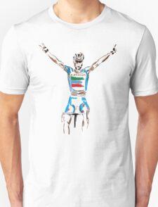 nibali yellow T-Shirt