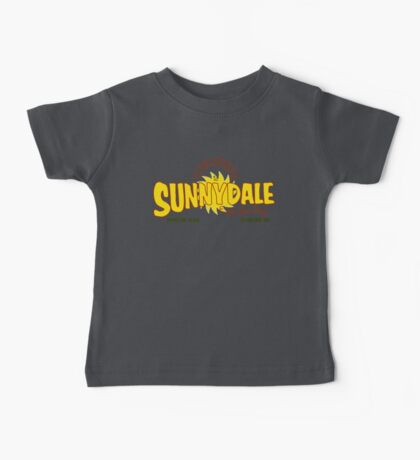Welcome to Sunnydale Baby Tee