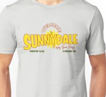 Welcome to Sunnydale Unisex T-Shirt