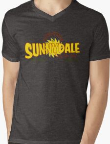 Welcome to Sunnydale Mens V-Neck T-Shirt