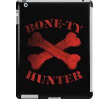 Bone-Ty Hunter iPad Case/Skin