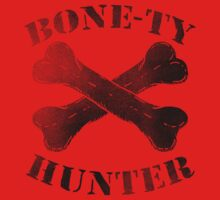 Bone-Ty Hunter by freeagent08