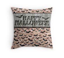 Halloween Throw Pillow