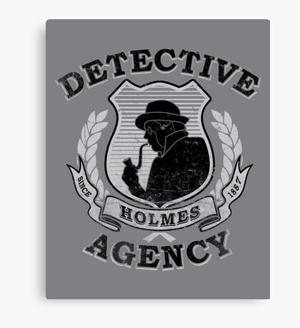 Holmes Agency Canvas Print