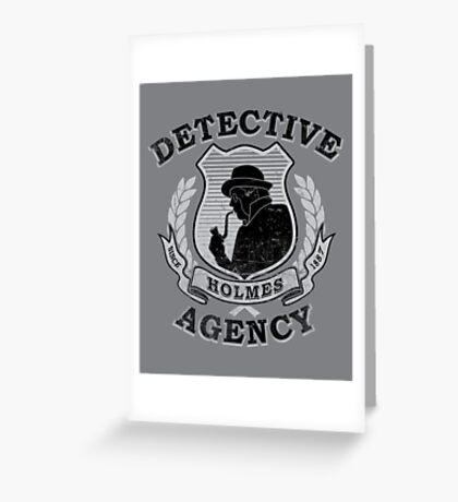 Holmes Agency Greeting Card