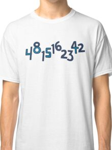 Numbers Classic T-Shirt