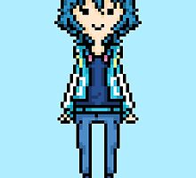 Aoba Pixel Sprite by supalurve