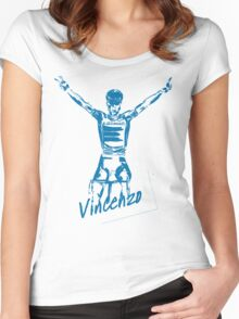 Vincenzo Women's Fitted Scoop T-Shirt