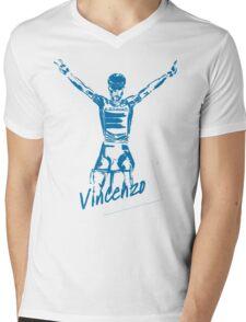 Vincenzo Mens V-Neck T-Shirt