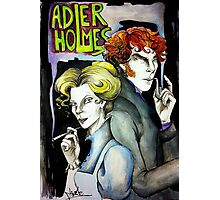 Adler & Holmes - Consultants Photographic Print
