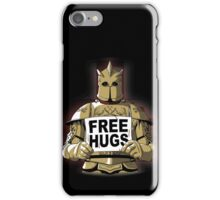 Free Hugs by The Mountain iPhone Case/Skin