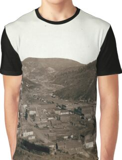 Deadwood - John Grabill - 1887 Graphic T-Shirt