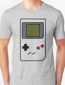 Simplistic Original Gameboy Unisex T-Shirt
