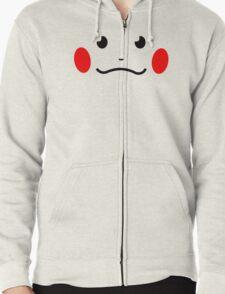 Simplistic Pikachu from Pokemon T-Shirt