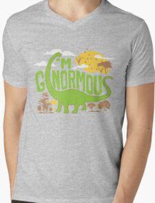 Ginormous Mens V-Neck T-Shirt