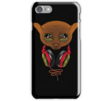 DJ Tarsier iPhone Case/Skin