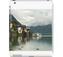 Hallstatt, Austria's Most Beautiful Lake iPad Case/Skin