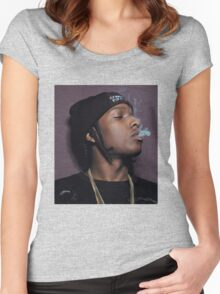 ASAP Rocky Women's Fitted Scoop T-Shirt