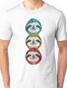 3 Sloths T-Shirt