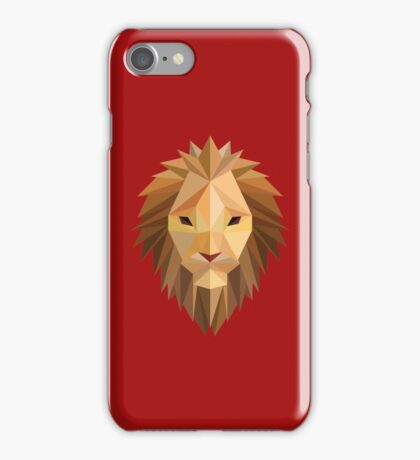 Lion Heart iPhone Case/Skin