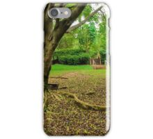roots and staircase iPhone Case/Skin