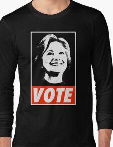HRC OBEY Long Sleeve T-Shirt