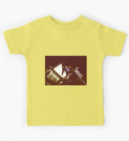 The Immediates drums Kids Tee