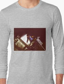 The Immediates drums Long Sleeve T-Shirt