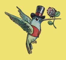 Dapper Hummingbird Kids Tee