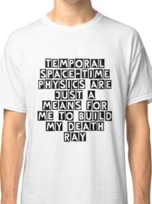 Official BAWRAO 'Death Ray' Classic T-Shirt