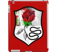 Rose Shield iPad Case/Skin