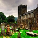 Kilmartin Church by Tom Gomez