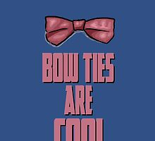 Bow ties by Ben Farr