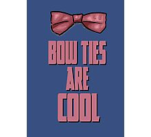 Bow ties Photographic Print