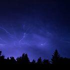 Epic Lightning by Kenneth Keifer