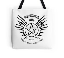 Winchester Coat of Arms Tote Bag