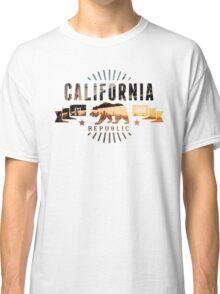 California Skyline Classic T-Shirt